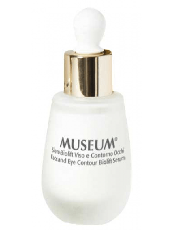 Museum serum til ansigt