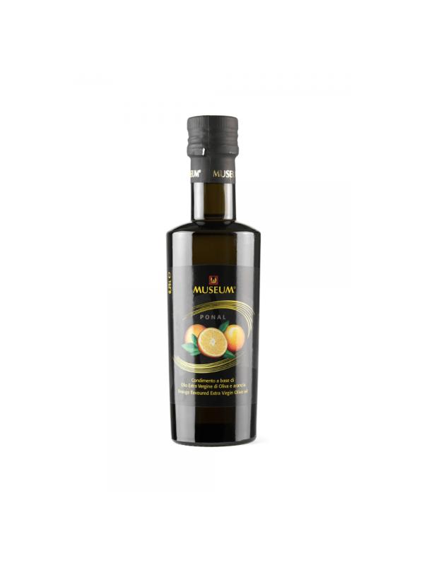 Museum Aromatiseret ekstra jomfru olivenolie appelsin