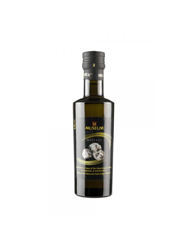 Museum Aromatiseret ekstra jomfru olivenolie hvid trøffel