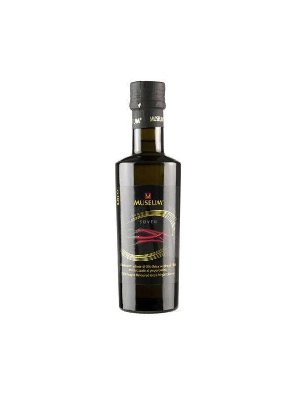 Museum Aromatiseret ekstra jomfru olivenolie chili