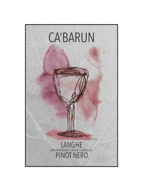 Ca'barun Langhe Pinot Nero