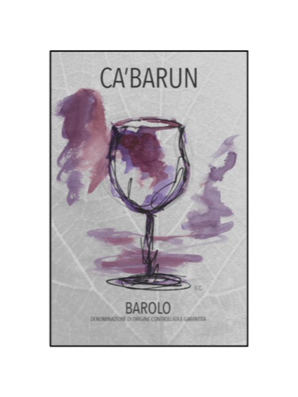Ca'barun Barolo 2014