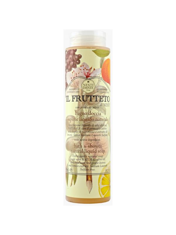 Il Frutteto flydende bade olie med mandarin