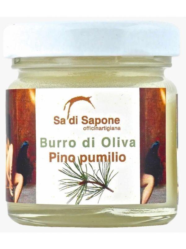 Burro di Oliva læbebalsam